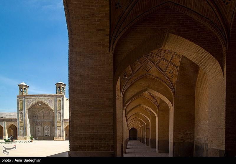 سرزمین مادری/ مسجد و بازار وکیل شیراز