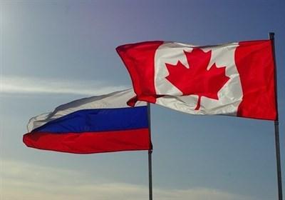 کانادا ۹ مقام روسی را تحریم کرد