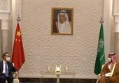 دیدار و گفتوگوی ولیعهد سعودی و وزیر خارجه چین
