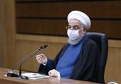 روحانی: بخش خصوصی هم میتواند واکسن وارد کند/ تلاش میکنیم دولت با مهار کرونا تمام شود