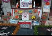 اهدای مدال قهرمانی ورزشکاران مازنی به شهدای هفت تپه+ تصاویر