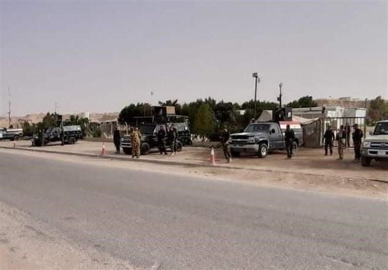 PMU Convoy Attacked near Iraq-Syria Border