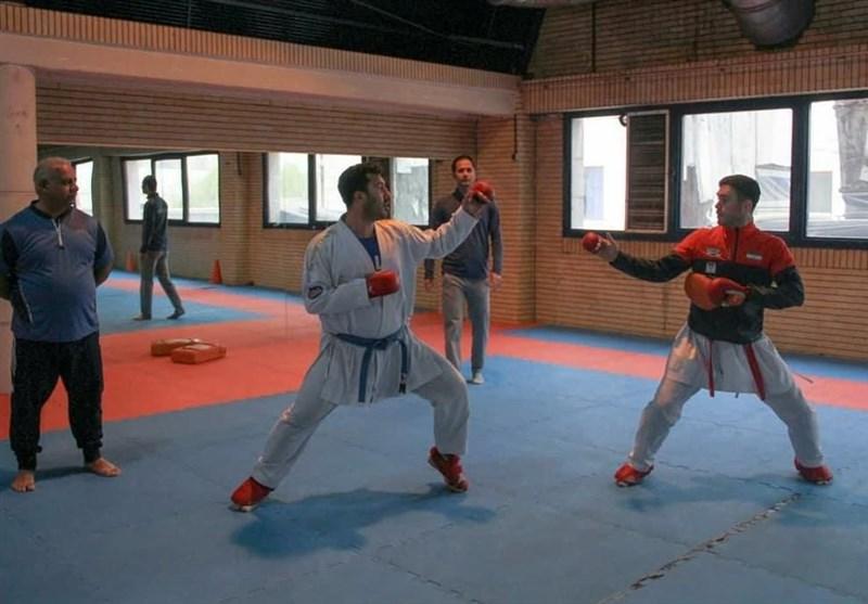 فردا؛ آغاز دهمین مرحله اردوی تیم ملی کاراته