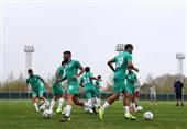 بازیکنان تیم ملی فوتبال واکسینه شدند