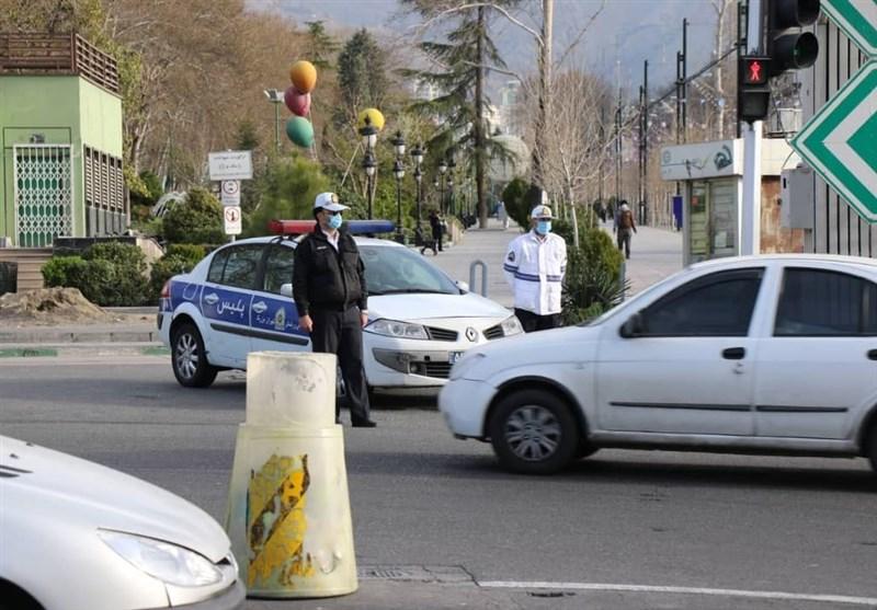 پلاکهای غیربومی ساکن تهران فعلاً مشمول اعمال قانونهای کرونایی نمیشوند