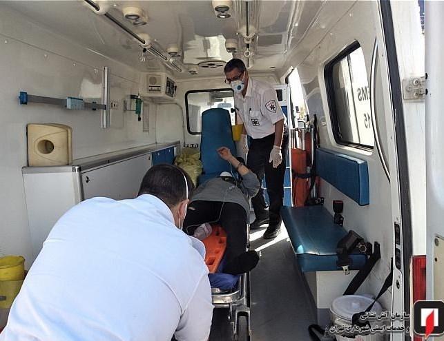 پلیس راهور | پلیس راهنمایی و رانندگی , آتشنشانی , سازمان آتشنشانی تهران , حوادث , اورژانس ,