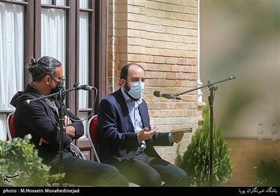 سیدمحیالدین فاضلیان مدیرکل فرهنگی معاونت اجتماعی و فرهنگی شهرداری تهران