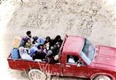 سیستان و بلوچستان در قعر جدول شاخص بزرگراهی و راه اصلی/ جادههایی که فاجعههای وحشتناک رقم میزنند+ فیلم