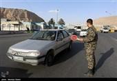 ممنوعیت تردد خودروهای غیربومی در شهرهای استان کرمانشاه از ساعت 14 امروز اعمال میشود