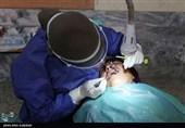 اردوی بزرگترین گروه جهادی داندانپزشکی کشور در محرومترین نقطه خراسان شمالی+تصاویر