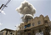 یمن|تجاوز جنگندههای سعودی به مناطق مسکونی/ ادعای متجاوزان درباره رهگیری دو پهپاد