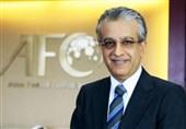 رئیس AFC: وضعیت استثنایی و چالشبرانگیزی داشتیم/ به 12 تیم پایانی تبریک میگویم