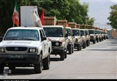 110 سری جهیزیه اهدایی رهبر معظم انقلاب به نوعروسان سیستان و بلوچستان اهدا شد