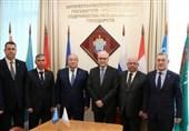رزمایش مرکز ضدتروریسم CIS در دریای خزر و اهداف پشت پرده آن