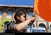 شادمانی علوی تبارهای مازندران در نیمه شعبان به روایت تصویر