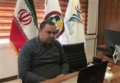حضور طباطبایی در جلسه آنلاین با رئیس فدراسیون جهانی کاراته