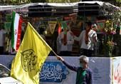 کاروان شادی دهه کرامت در مناطق 22 گانه شهر تهران حرکت میکند + جدول حرکت