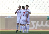 Friendly: Iran Too Strong for Syria