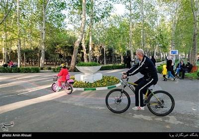 تهران ؛ نوروز 1400