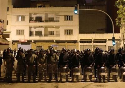 ممانعت مغرب از برگزاری تظاهرات برای همبستگی با فلسطینیان