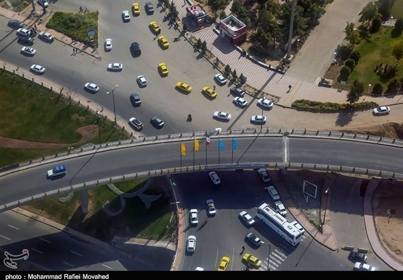 ترافیک نیمه سنگین در ورودیهای تهران/ بارش در جادههای 10 استان