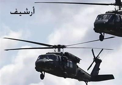 سوریه  انتقال ۴۰ تروریست داعشی به پایگاه اشغالگران آمریکایی در الحسکه
