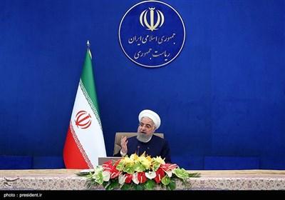 اینفوگرافیک | ۹ کارت زرد مجلس به دولت روحانی فقط در یکسال