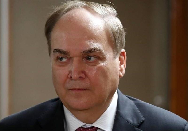 آنتونوف: روابط روسیه و آمریکا در یک بحران عمیق قرار دارد