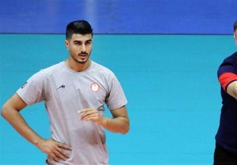 Iran's Meysam Salehi Joins AZS Olsztyn