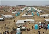 یمن| اقدام غیرانسانی عربستان در مارب/ هشدار درباره توطئه مزدوران سعودی برای قتل عام آوارگان