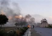 حملات دوباره طالبان به نیروهای تحت حمایت سازمان «سیا» در افغانستان