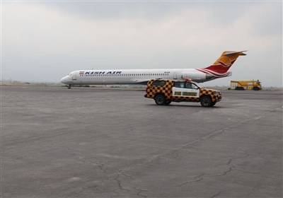 فرودگاه یاسوج چشم انتظار استقبال مسافران؛ پروازها به عدد 18 رسید