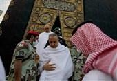بازداشت یک داعشی در خانه خدا همزمان با ورود الکاظمی به مسجد الحرام