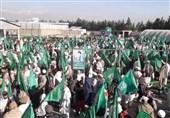افغانستان  تظاهرات مسلحانه حامیان حکمتیار در کابل