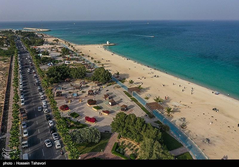 تصاویر هوایی روز طبیعت - کیش