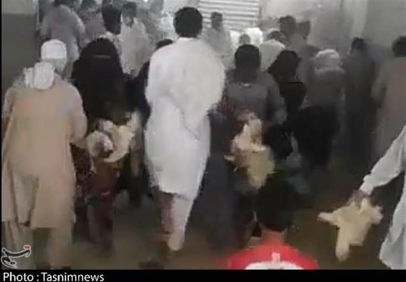 """عامل انتشار کلیپ جعلی """"سرقت مردم از یک مرغداری در نیکشهر"""" دستگیر شد"""
