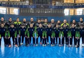 Iran Futsal Still Sixth in World Ranking