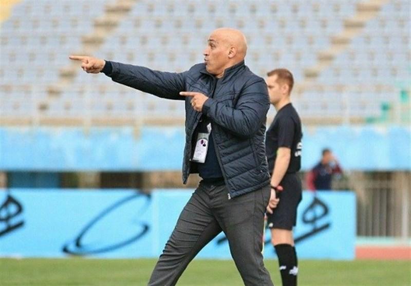 منصوریان: فاکتور اشتباه بازیکن را به حساب ما ننویسید/ بازی میتوانست 2 بر صفر یا یک - یک شود