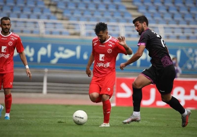 Persepolis, Esteghlal Held: IPL
