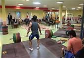 بازدید سلطانیفر از تمرین تیم ملی وزنهبرداری