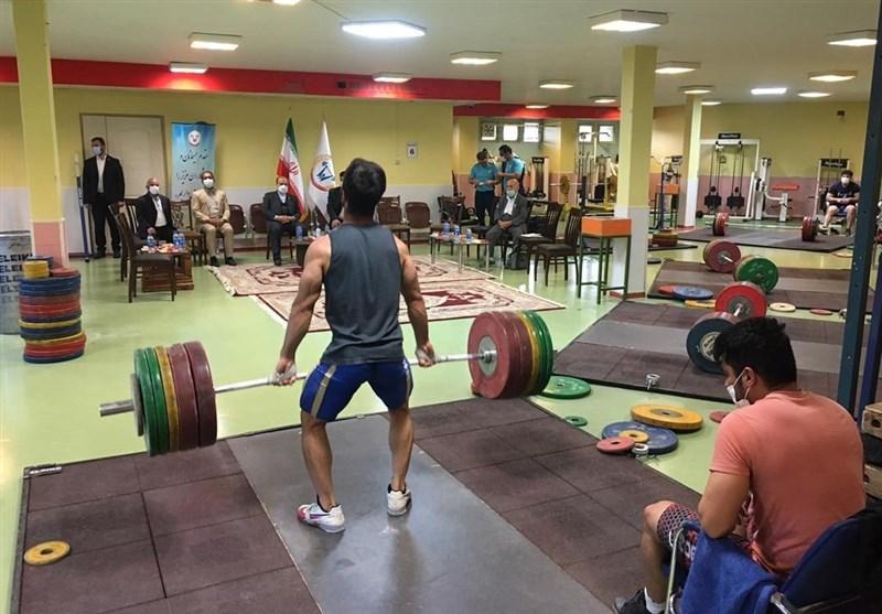 بازگشت شاگردان برخواه به تهران در اواسط تیر ماه/ ۷ وزنهبردار در اردوی المپیکی رامسر