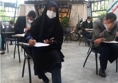 ثبت نام زهرا سعیدی برای انتخابات میاندورهای مجلس از تهران