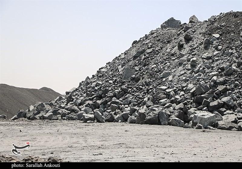 سود سهامداران معدنی از عرضه سنگ آهن در بورس کالا 