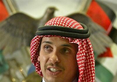 اردن بازداشت ولیعهد سابق را تکذیب کرد/ شاهزاده حمزه: بازداشت خانگی هستم