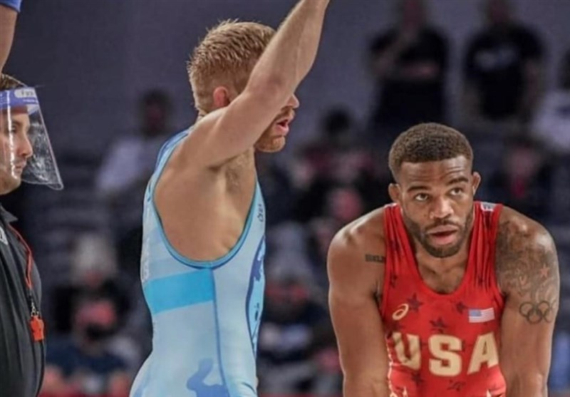 رقابتهای کشتی انتخابی المپیک در آمریکا| باروز با شکست مقابل داک از حضور در توکیو بازماند