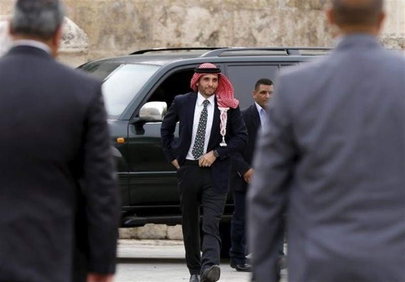 Jordan's Former Crown Prince Says He's Confined