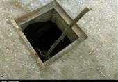 معضل سرقت دریچههای فاضلاب در کرمانشاه؛ حفرههایی که خطرساز شد + عکس