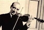 ابوالحسن صبا مرد عالِم موسیقی ایران