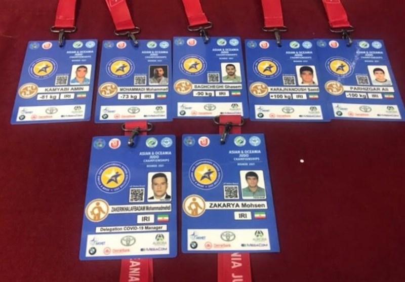 جودو قهرمانی آسیا| ثبتنام تیم ملی انجام شد
