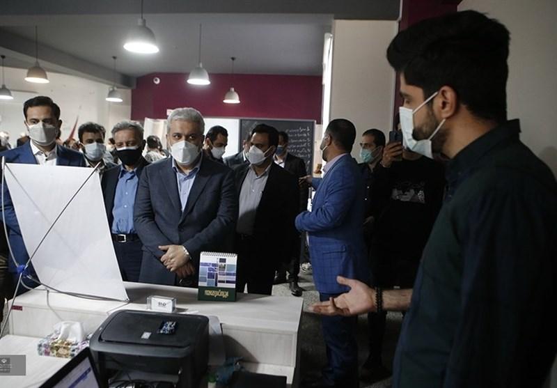 افتتاح مرکز نوآوری اینترنت اشیا در دانشگاه تهران